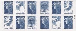 Carnet Présidence Française De L' Union Européènnes, 12 Valeurs Neuves TTB, Belle Cote De 42 Euros, Départ à 5 Euros - Carnets