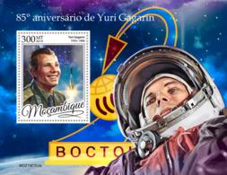 Mozambique 2019    Yuri Gagarin ,Soviet Space  S201905 - Mozambique