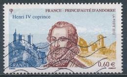 France - Henri IV YT 4698 Obl. Ondulations - Oblitérés