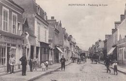 Montargis : Faubourg De Lyon - Montargis