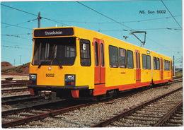 NS. Sun 5002 - Sneltram, IJsselstein, Utrecht - ( N.V. Nederlandse Spoorwegen) - Tram