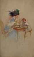 Illustrator? TUCK S CARD Mutters Liebling Used In NL 1931 - Illustratoren & Fotografen