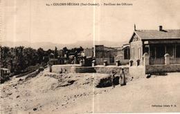 ALGERIE - COLOMB BECHAR SUD ORANAIS - PAVILLONS DES OFFICIERS - Bechar (Colomb Béchar)