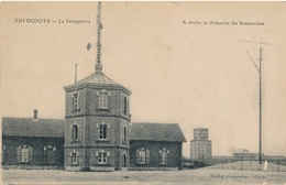 CPA - France - (59) Nord - Zuidcoote - Le Sémaphore - Dunkerque