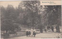 Luxembourg  Mondorf Les Bains Par Charles Bernhoeft Pres Du Parc - Mondorf-les-Bains