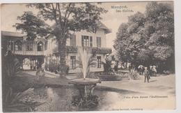 Luxembourg  Mondorf Les Bains Par Charles Bernhoeft Piece D'eau Devant L'etablissement - Mondorf-les-Bains