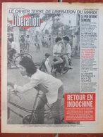 Journal Libération (9 Fév 1993) Retour En Indochin E- Massacres Rwanda - Comité D'éthique - Impôts - Michel Sardou - Zeitungen