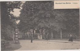 Luxembourg  Mondorf Les Bains Par Charles Bernhoeft  L'entree - Mondorf-les-Bains