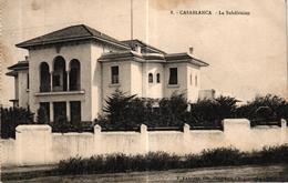 MAROC - CASABLANCA LA SUBDIVISION - Casablanca