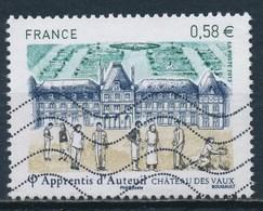 France - Apprentis D'Auteuil - Château Des Vaux YT 4738 Obl. Ondulations - Oblitérés