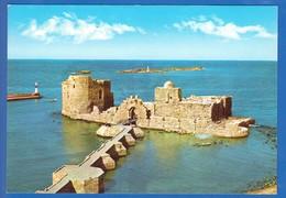 Libanon; Sidon; The Sea Castle - Libanon
