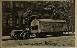 Tractor - Roller // Fotokaart For NL 19?? Rare - Postkaarten