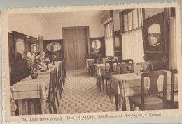 Cpa Lille  Hotel Café  1940 - Lille
