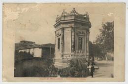 """BAGNI  DI  MONTECATINI     STABILIMENTO  """"OLIVO""""    1921       (VIAGGIATA) - Italia"""