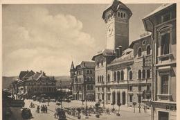 Cartolina  - Postcard /   Viaggiata -  Sent /  Asiago,Piazza 2° Risorgimento.  ( Gran Formato ) Anni 50° - Vicenza