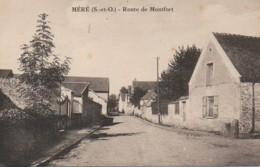 78 MERE  Route De Montfort - Francia
