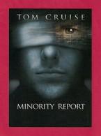 "Cart'Com.  Cinéma.   Film ""Minority Report"" De Steven Spielberg Avec Tom Cruise. - Cinema"