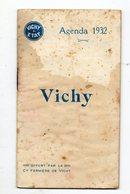 Agenda 1932  VICHY ETAT - Old Paper