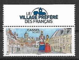 France 2019 - Yv N° 5336 ** - Cassel (village Préféré Des Français) - France