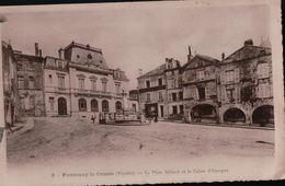240  FONTENAY   NON ECRITE - Fontenay Le Comte