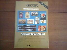CATALOGUE NEUDIN 1984 - Livres