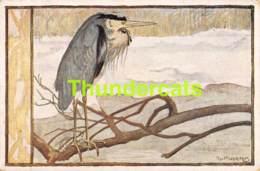 CPA ILLUSTRATEUR  ARTIST SIGNED KUPERUS OISEAU BIRD VOGEL - Illustrateurs & Photographes