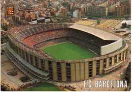 Barcelona - Estadi Fudbol Club,stadium, - Stadiums