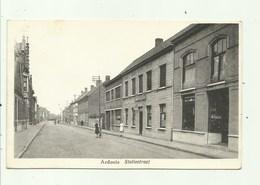Ardooie - Statiestraat -café St Martinus  - Verzonden - Roeselare