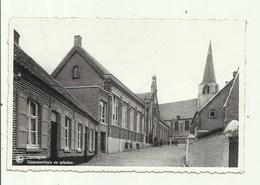 Oordegem - Gemeentehuis En Scholen  - Verzonden - Lede