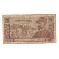 CAISSE CENTRALE DE LA FRANCE D'OUTRE MER- 20 FRANCS- ND TB - Banknoten