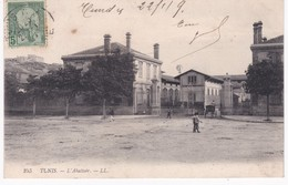 Tunisie -  TUNIS -  L'Abattoir - 1909 - Tunesien