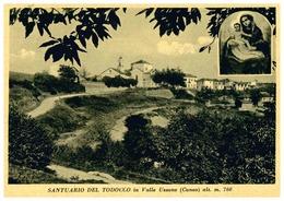 Pezzolo Valle Uzzone SANTUARIO DEL TUDOCCO - Cuneo