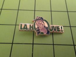 1015c Pin's Pins / Beau Et Rare : THEME : AUTRES / LA HOUVE MINEUR ? - Badges