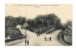 Arnay Le Duc - Promenade De L'Arquebuse - Animée - 157 - Arnay Le Duc