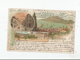 SOUVENIR DE ZANTE 1025  (ILE GRECE) 1903 - Greece