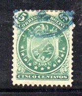 APR1794 - BOLIVIA 1871 , Yvert N. 14  Usato - Bolivia
