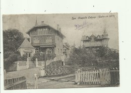 Spa - Chapelle Leloup - Verzonden  1906 - Spa