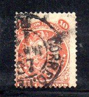 APR1797 - BOLIVIA 1871 , Yvert N. 15  Usato - Bolivia