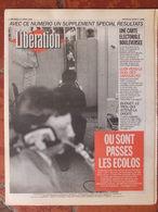 Journal Libération (23 Mars 1993) Où Sont Les écolos - Carte électorale - Migration Des Becquerels - AVEC Supplément - Zeitungen