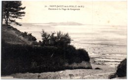 22 SAINT-JACUT-de-la-MER - Descente à La Plage De Rougeraye - Saint-Jacut-de-la-Mer
