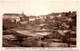 36 SAINT-BENOIT-du-SAULT - Vue Générale (coté Est) - La Colonie De Vacances De Bondy - Frankreich