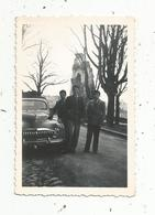 Photographie ,automobile,90 X 60 , Immatriculation  86,Vienne - Coches