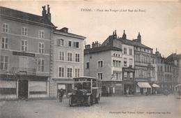 ¤¤  -  EPINAL   -   Place Des Vosges , Côté Rue Du Pont    -  ¤¤ - Epinal
