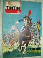 TINTIN BELGE  NO 24-06/1953-RC WATERLOO-RC DIVERS--VOIR - Tintin