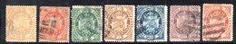APR1816 - BOLIVIA 1894 , Serie Yvert N. 39/45 Usata - Bolivia