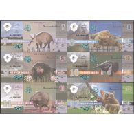 TWN - PACIFIC (private Issue) - 7-8-9-10-11-12 Pacific Dollars 2016 Set Of 6 UNC - Banknotes