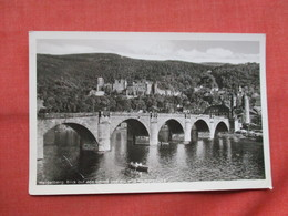 Germany > Baden-Wurttemberg > Heidelberg RPPC    Stamp   & Cancel  Ref  3483 - Heidelberg
