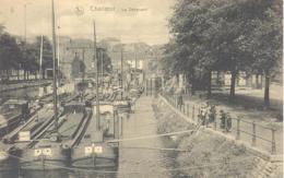 CHARLEROIS Le Deversoir Um 1910 - Charleroi