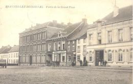 FRASNES-LEZ-BUISSENAL  Partie De La Grand Place  Um 1910 - Other