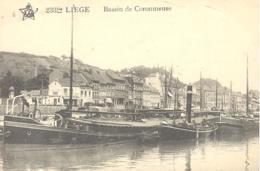LIEGE   Bassin De Coronmeuse  Um 1910 - Liege